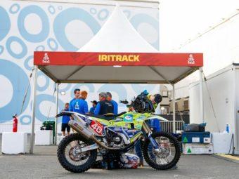 Edwin Straver Dakar 2020 (4)