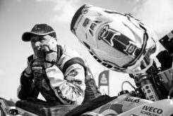 Edwin Straver Dakar 2020 DEP