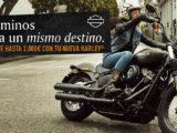 Harley Davidson 3 caminos mismo destino