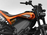 Harley Davidson EDT600R boceto ppal