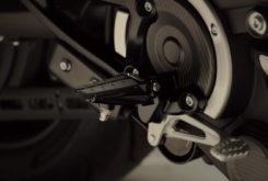 Harley Davidson accesorios estribos goma metal