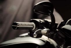 Harley Davidson accesorios puños goma metal