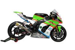 Kawasaki ZX 10R John McGuinness TT 2020