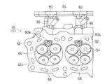 Kawasaki doble inyeccion turbo motor patente filtrada