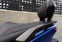 Mitt 300 GTS asiento