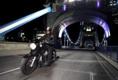 Moto Guzzi California 1400 Touring puente