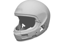 Shoei glamster casco moto calota