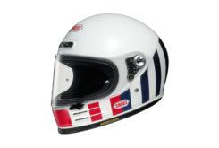 Shoei glamster casco moto resurrection tc10