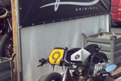 Super 2T anx sprint cafe racer preparacion moto