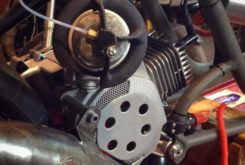 Super 2T anx sprint cafe racer preparacion motor piston