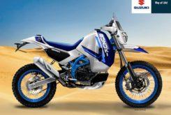 Suzuki 650 V Strom 2021