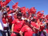 Tribuna Ducati MotoGP Jerez 2020