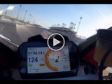 Video onboard Ducati Panigale V4 S 2020 Bahrein