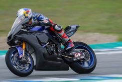 WSBK test Jerez 2020 8