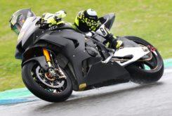WSBK test Jerez 2020 Honda CBR1000RR R Alvaro Bautista