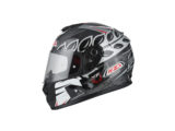 casco NZI Fusion Black Antracite White