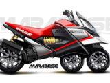 marabese blade bike 3 ruedas