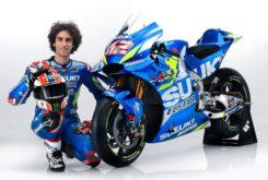 Alex Rins Suzuki MotoGP
