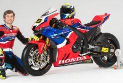 Honda CBR1000RR R WSBK 2020 Bautista Haslam (25)