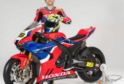 Honda CBR1000RR R WSBK 2020 Bautista Haslam (55)