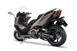 KYMCO AK 550 2020 marron 11