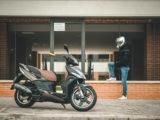 Kymco Agility City 125 2020 Prueba66