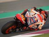 Marc Marquez Test Qatar MotoGP 2020