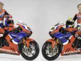 Presentacion Honda CBR1000RR R foto equipo