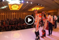 Presentacion Repsol Honda detras camarasPlay