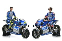 Suzuki Ecstar Alex Rins Joan Mir MotoGP 2020