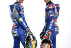 Suzuki Ecstar MotoGP 2020 Alex Rins Joan Mir (33)