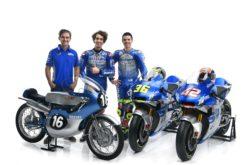 Suzuki Ecstar MotoGP 2020 Alex Rins Joan Mir (38)