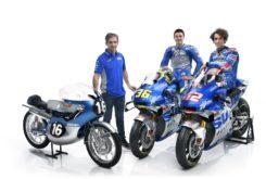Suzuki Ecstar MotoGP 2020 Alex Rins Joan Mir (40)