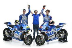 Suzuki Ecstar MotoGP 2020 Alex Rins Joan Mir (94)