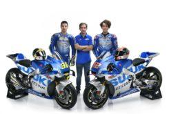 Suzuki Ecstar MotoGP 2020 Alex Rins Joan Mir (95)