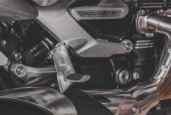 Triumph Rocket 3 RGT2020 Prueba 2