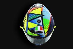 Valentino Rossi Casco Test Sepang MotoGP 2020