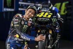 Valentino Rossi presentacion Yamaha MotoGP