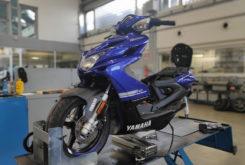 Visita Fabrica Polini Yamaha aerox