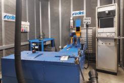 Visita Fabrica Polini banco de potencia