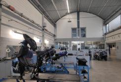 Visita Fabrica Polini bancos trabajo