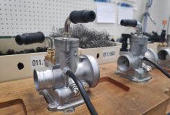 Visita Fabrica Polini carburador montaje