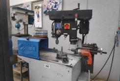 Visita Fabrica Polini maquina