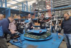 Visita Fabrica Polini minimoto