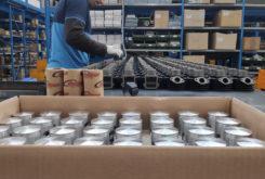 Visita Fabrica Polini pistones cilindros