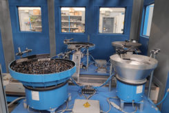 Visita Fabrica Polini rodillos