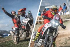 apertura Bassella Race1 2020 Yamaha Tenere