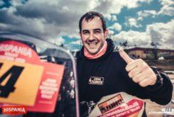 Alberto Martinez Hispania Rally