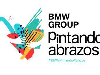 BMW Pintando abrazos concurso pintura