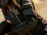BMW XRide traje mujer lady trail